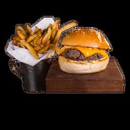 Uncle Flech´s Original Cheeseburger