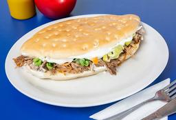 Sándwich El Profe