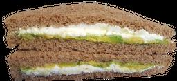Sandwich Miga Doble Queso Fresco Palta