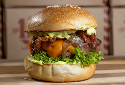 The Bacon Old Burger