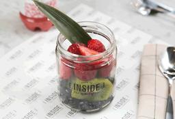 Bocado de fruta Frutilla, Kiwi y Arándanos