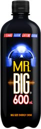 Mr Big Regular Bebida Energetica 600ml
