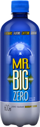 Mr Big Zero Bebida Energetica 600ml