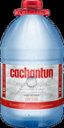 Cachantun Sin Gas Agua Mineral 6Lts