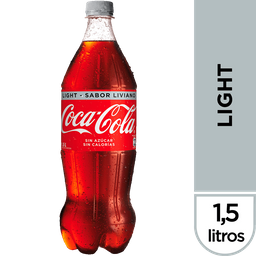 Bebida Coca Cola Light 1500cc