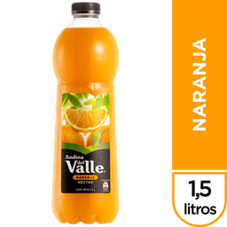 Nectar Naranja Andina Jugo 1500cc