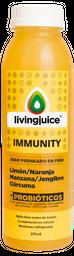 Livingjuice Immunity Jugo 350cc