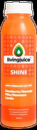 Livingjuice Shine Jugo 350cc