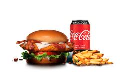 Combo Chicken Bacon Swiss