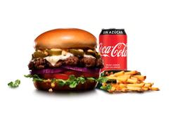 Combo Jalapeño Thickburger