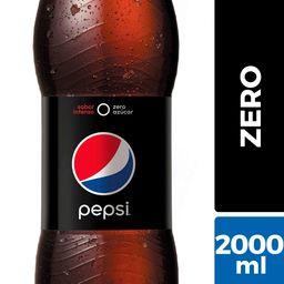 Bebida Pepsi Zero 2L