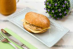 Sándwich de Pollo Luco