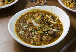 Carne o Pollo curry