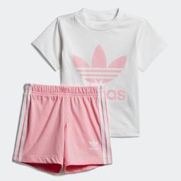 Conjunto Polera y Shorts Trifolio