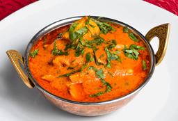 Murgh Curry Acompñado con Basmati