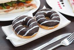 Donut rellena