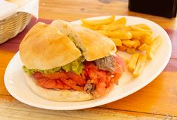 Sándwich Churrasco Italiano