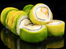 Avocado Bubba Roll