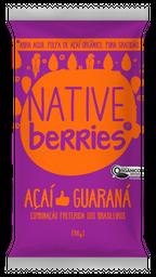 Acai Guarana Organico 100 Grs