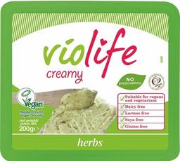 Violife Preparacion Alimenticia Crema Hierbas