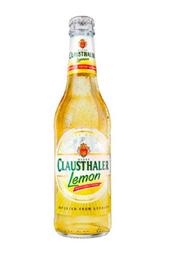 Cerveza Clausthaler limón 330 ml