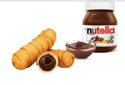 Tekenutella (Tequeños de Nutella)