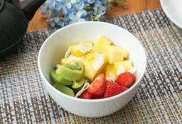 Vaso De Fruta Fresca