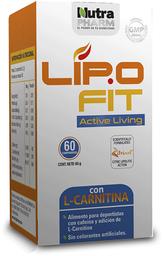 Np.Lipofit Act.Liv.Com.60