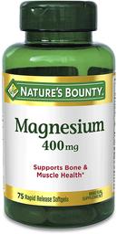Nb Magnesium Cap.400Mg.75