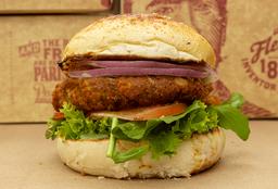 Royal Green Burger