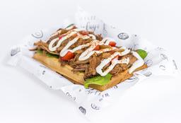 Waffle Pelaya Mechada