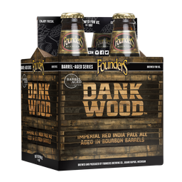 Founders Dankwood Pack 4 Botellas