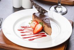 Torta de Chocolate y Nutella