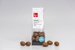Bolsa 100 grs. huevitos de chocolate de leche sin azucar (12u.)