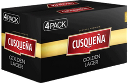 24x Cusqueña Lager Longneck 330cc