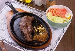 Bife Chorizo + Ensalada