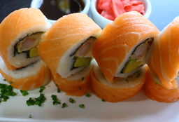 (39) Ebi Cheese Rolls