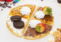 Degustacion de waffles