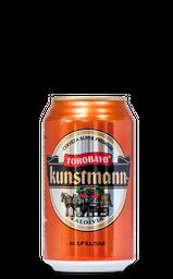 Cerveza Kunstman Lager lata 350cc
