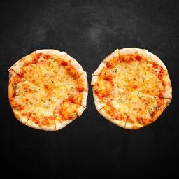 Dos Pizzas Margaritas Individuales