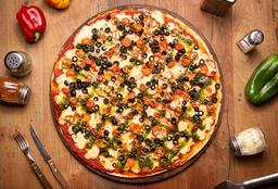 Pizza Capresse Vegana