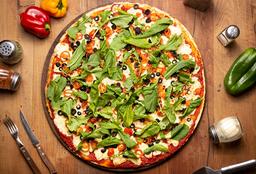 Pizza Rúcula Vegana