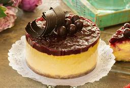 Cheesecake de Tres Quesos