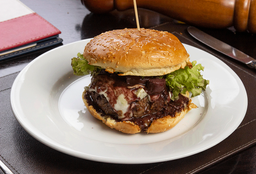 Bourguignon Burger
