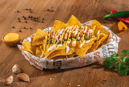 Nachos Para Compartir Chicanos