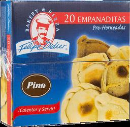 Empanaditas Pino 20Un