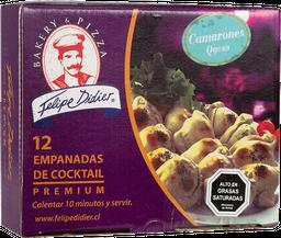 Empanaditas Camarón Queso 12Un
