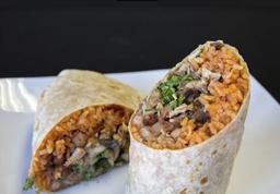 Burrito Mexicali + Bebida