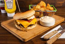 Sándwich Jarbar Burger