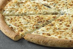 Pizza Espinacas a la Crema.